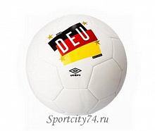 Мяч футбольный Umbro Ec Supporter Ball Germany